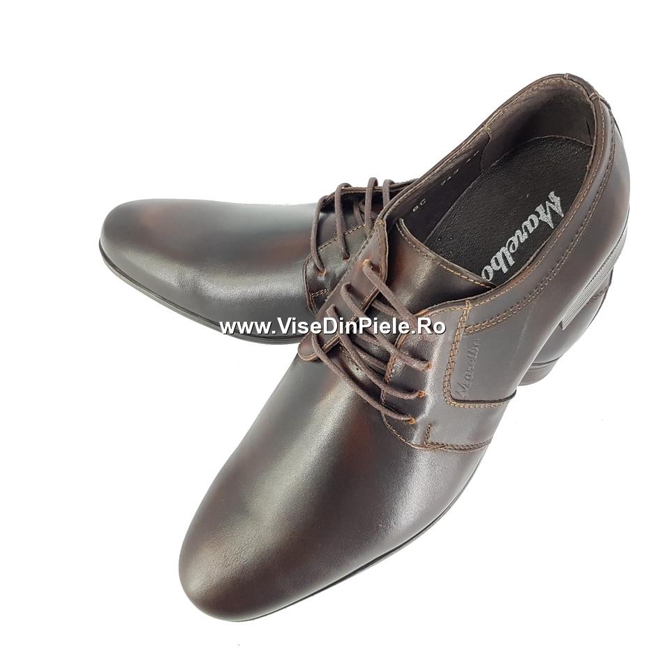 los angeles sosiri noi pantofi de separare Vise din Piele - REDUCERI :: Pantofi Marelbo piele naturala 743 AMaro