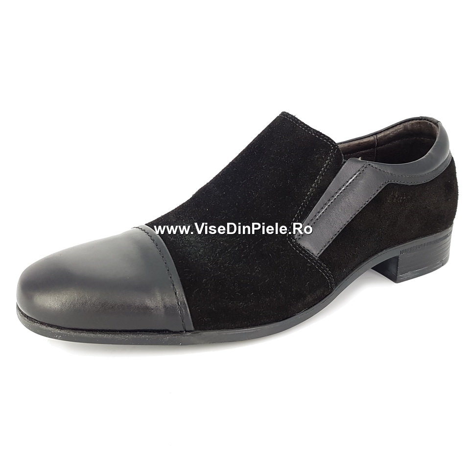 pret cu ridicata design atemporal produse calde Vise din Piele - REDUCERI :: Pantofi barbati Marelbo din piele 740 VN